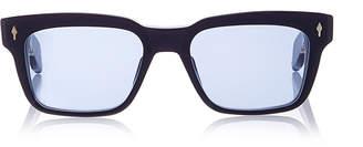 Jacques Marie Mage Molino Square-Frame Acetate Sunglasses