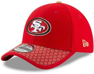New Era Boys' San Francisco 49ers 2017 Official Sideline 39THIRTY Cap