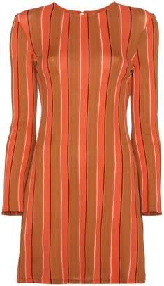 Simon Miller Capo Striped longsleeved tunic