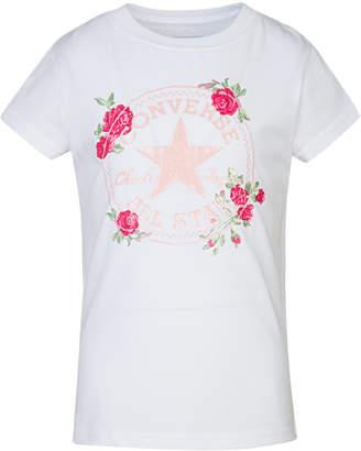 Converse Big Girls Cotton T-Shirt