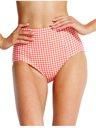 Seafolly NEW High Waisted Pant Red