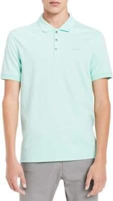 Calvin Klein Cotton Polo