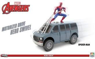 Marvel Spider-Man Hero Rider Van