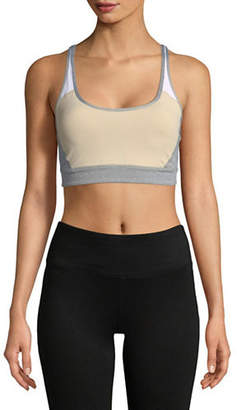 Calvin Klein Colourblocked Sports Bra