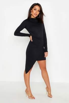 6fae3117ef boohoo Black Denim Dresses - ShopStyle Canada