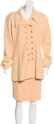 Karl Lagerfeld Vintage Skirt Suit