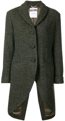 Moschino buttoned coat