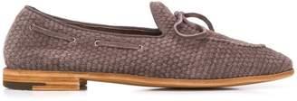 Premiata woven loafers