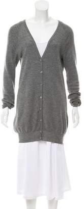 CNC Costume National Cashmere & Silk-Blend Cardigan
