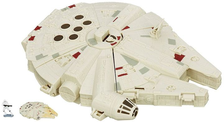 Hasbro Star Wars: Episode VII The Force Awakens Micro Machines Millennium Falcon Playset by Hasbro