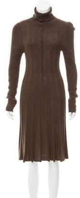 Max Studio Midi Sweater Dress