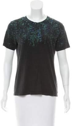 Jason Wu Printed Crew Neck T-Shirt