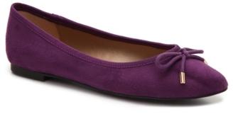Zigi Soho Tashia Fabric Ballet Flat $60 thestylecure.com