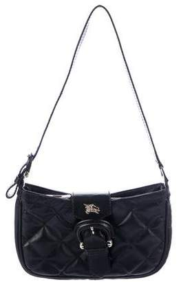 Burberry Quilted Leather Pochette