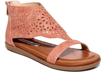 Two Lips Too Too Daniel Women's Footbed Sandals