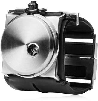 Rehab 40 Classic Silver Cuff Watch