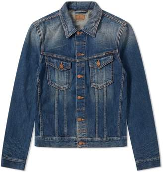 Nudie Jeans Billy Dark Authentic Denim Jacket