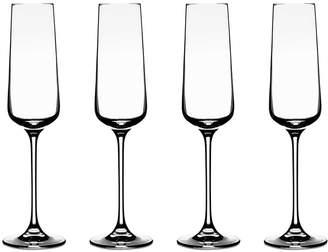 Cuisinart Vivere Champagne Flute Glasses