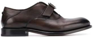 Ermenegildo Zegna XXX buckled oxford shoes