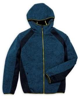 Hawke & Co Boy's Fleece Zip Hoodie
