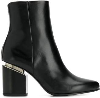 Vic Matié suspended heel ankle boots