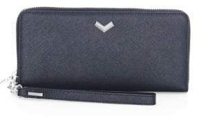 Botkier New York Leather Checkbook Wallet