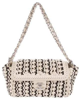 1a4e14c0fadd Chanel Crochet Accordion Flap Bag