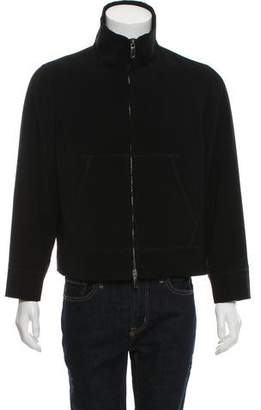 Emporio Armani Lightweight Zip-Up Jacket