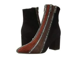 Sonia Rykiel Multi Zip Ankle Boot