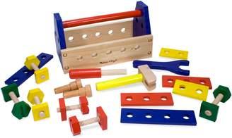 Melissa & Doug 24-Piece Take-Along Tool Kit Play Set