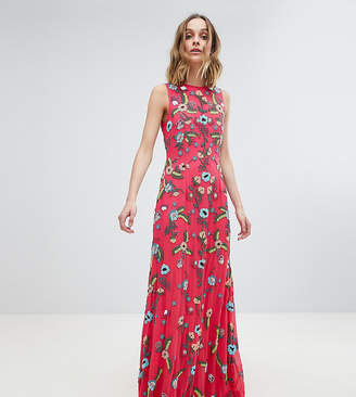Frock and Frill Frock And Frill Premium Embellished Maxi Dress