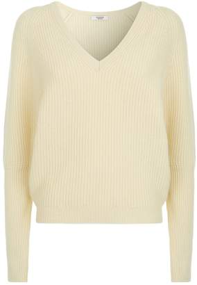 Peserico Knitted Batwing Sweater