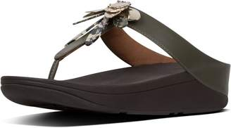 FitFlop Conga Dragonfly Toe-Thongs