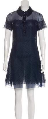 Chanel Lace Mini Dress
