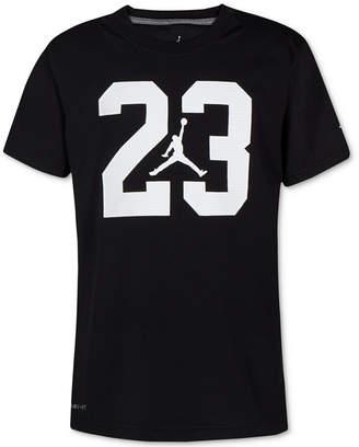 Jordan Big Boys 23-Print T-Shirt