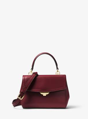 MICHAEL Michael Kors Ava Extra-Small Leather Crossbody