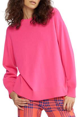 Cynthia Rowley Anna Crewneck Cashmere Sweater