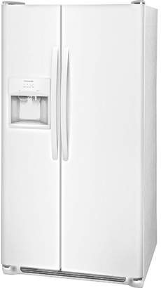 Frigidaire 25.5 Cu ft. Side-by-Side Refrigerator with LED Lighting
