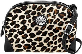 Brighton Hair-On Crossbody Pouch