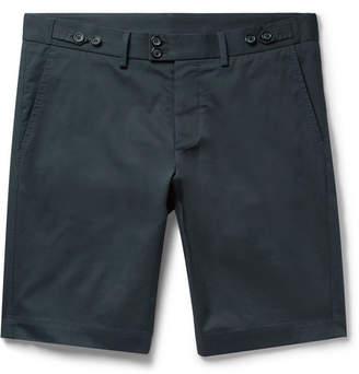 Dolce & Gabbana Slim-Fit Stretch-Cotton Gabardine Shorts