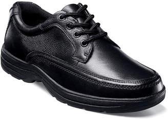Nunn Bush Colton Mens Moc Toe Casual Oxford Shoes