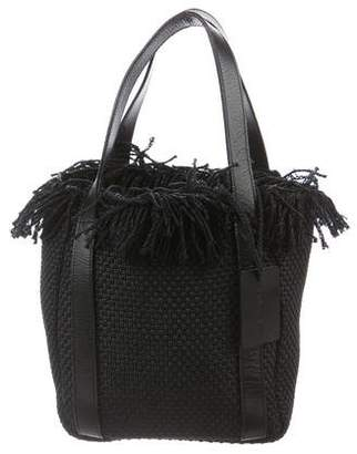 Giuliana Teso Canvas Fringe Tote