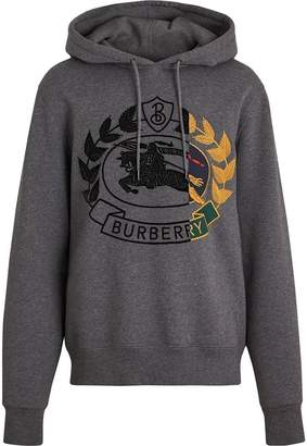 02fd3c682041 Burberry Gray Men s Sweatshirts - ShopStyle