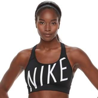 Nike Victory Graphic Medium-Impact Sports Bra