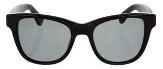 Anine Bing Tinted Round Sunglasses