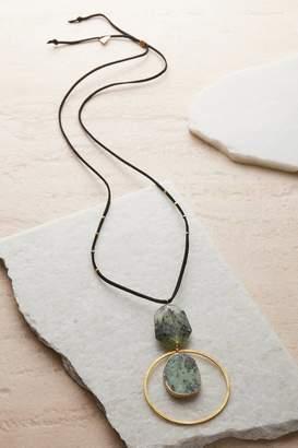 Soft Surroundings Jezebel Drop Ring Necklace