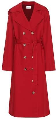 Ralph Lauren Khaite cotton trench coat
