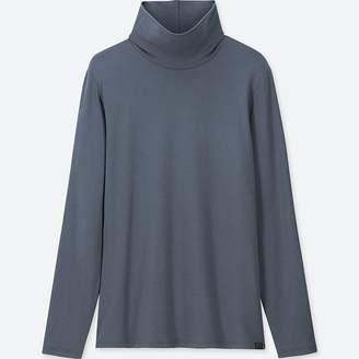 Uniqlo WOMEN HEATTECH Extra Warm Turtle Neck T-Shirt