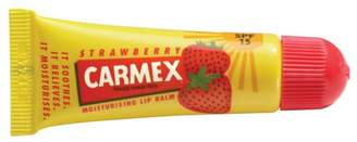 Carmex Strawberry Lip Balm SPF15 Tube 10g