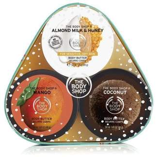 The Body Shop Enchanted Body Butter Trio